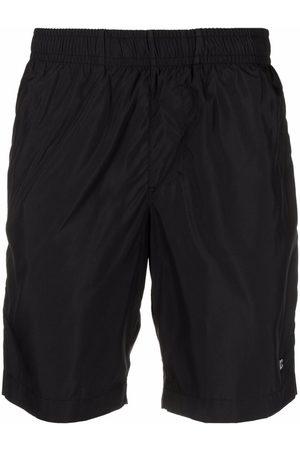 Givenchy 4G motif swim shorts