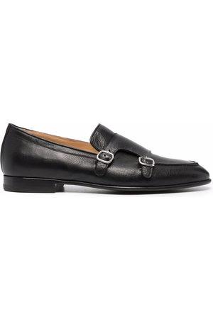 Scarosso Herren Elegante Schuhe - Ernesto buckle-detail monk shoes