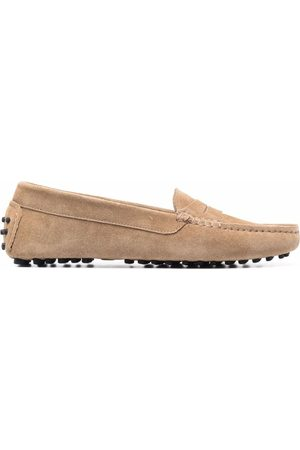Scarosso Ashley suede loafers