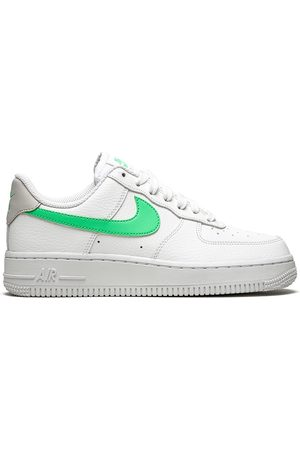 "Nike Damen Sneakers - Air Force 1 '07 ""White/Green Glow"" sneakers"
