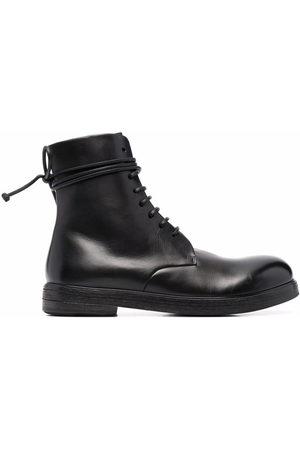 MARSÈLL Herren Stiefel - Zucca Zeppa lace-up boots