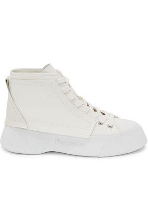 J.W.Anderson Damen Sneakers - Panelled high-top sneakers