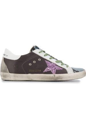 Golden Goose Damen Sneakers - Super-Star low-top sneakers