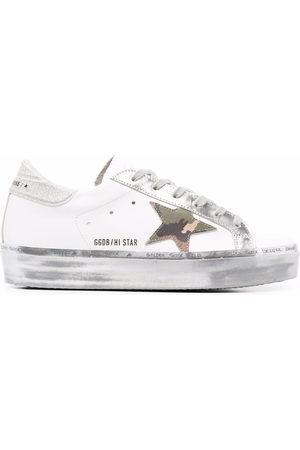 Golden Goose Hi-Star low-top sneakers
