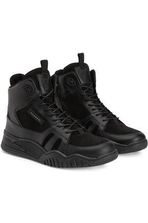 Giuseppe Zanotti Talon Jr high top sneakers