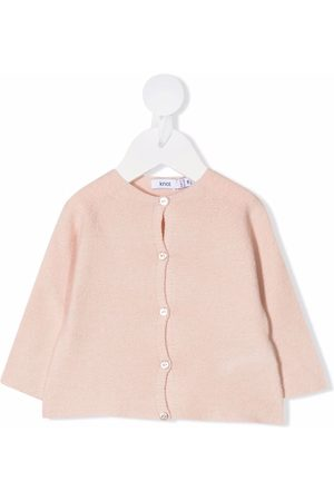 KNOT Lane button front cardigan