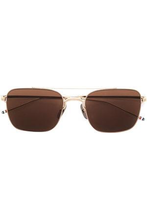 Thom Browne TB120 aviator frame sunglasses