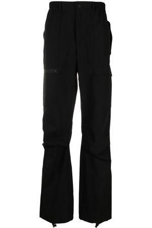 McQ Herren Cargohosen - Logo-patch cargo trousers