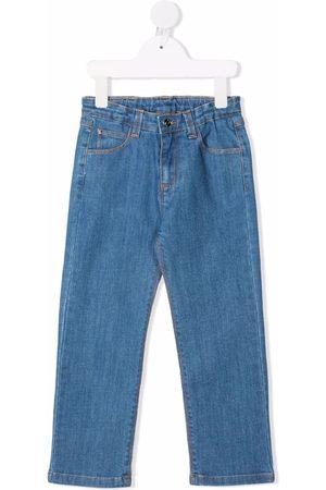 KNOT Mädchen Jeans - Lowri straight-leg jeans