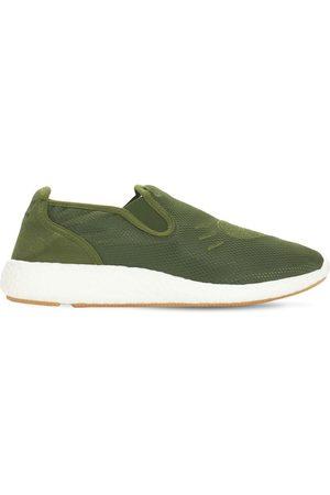 "ADIDAS X HUMAN MADE Herren Sneakers - Slip-on Reine Sneaker ""hm"""
