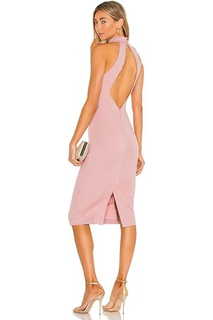 NBD Damen Midikleider - Adelle Midi Dress in - . Size L (also in XXS, XS, S, M, XL).
