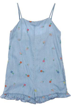 Stella McCartney Damen Jumpsuits - Jumpsuit Aus Lyocelldenim