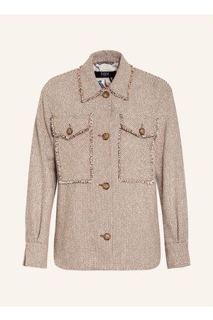 Riani Damen Jacken - Overjacket beige
