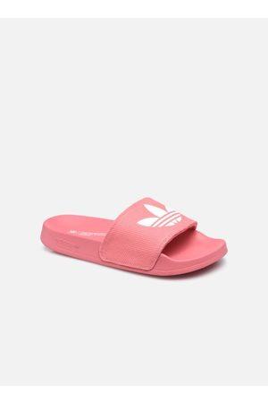 adidas Damen Clogs & Pantoletten - Adilette Lite W by
