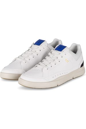 ON Running Sneaker The Roger Centre Court weiss