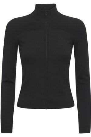VALENTINO Damen Sweatshirts - Sweatshirt Aus Wollstrick