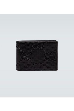 Gucci Logo-Portemonnaie aus Leder