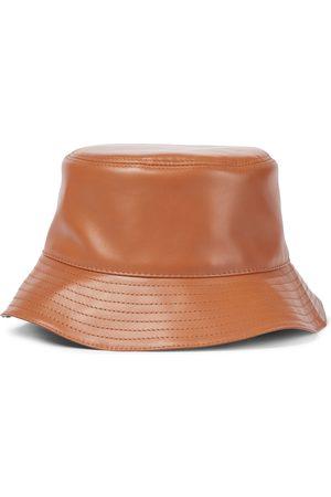 Loewe Hut Anagram aus Leder