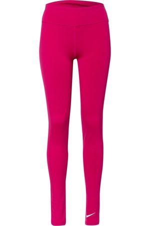 Nike Damen Leggings & Treggings - Tights One pink