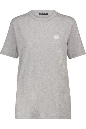 Acne Studios T-Shirt Face aus Baumwolle