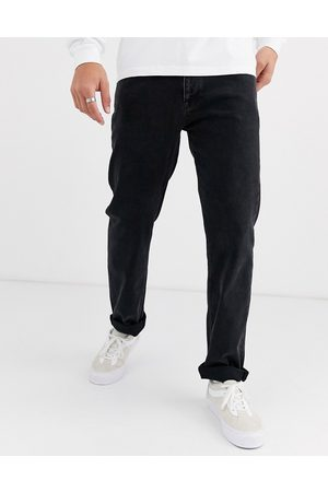 ASOS Original fit jeans in washed black