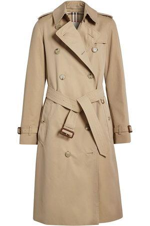 Burberry Damen Trenchcoats - Kensington Heritage long trench coat