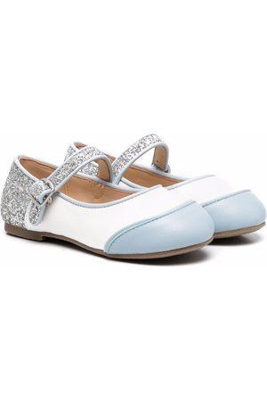 AGE OF INNOCENCE Mädchen Ballerinas - Carrie panelled ballerina shoes