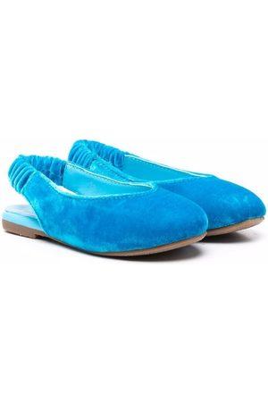 AGE OF INNOCENCE Mädchen Ballerinas - Matilda velvet ballerina shoes