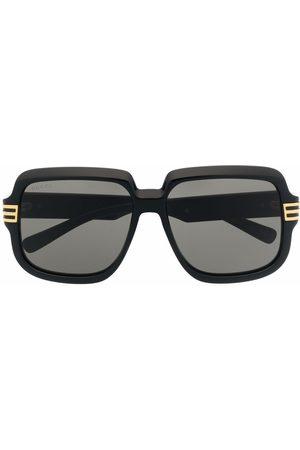Gucci Herren Sonnenbrillen - Oversized-frame sunglasses