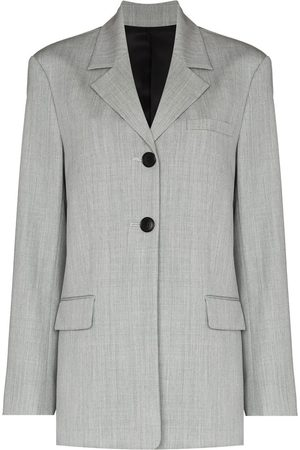 Commission Damen Blazer & Sakkos - Single-breasted hybrid blazer