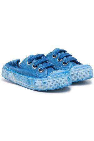 PèPè Lace-up low-top sneakers