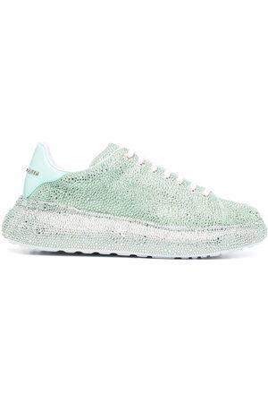 Philipp Plein Runner Crystal low-top sneakers