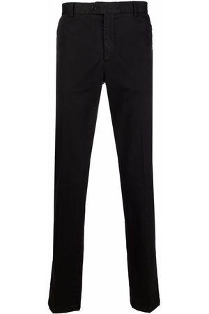 Philipp Plein Zip-detail chino trousers