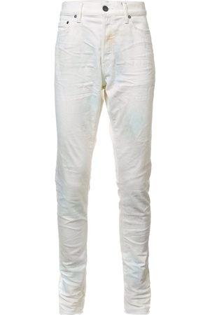 JOHN ELLIOTT Herren Slim - Creased slim-fit jeans