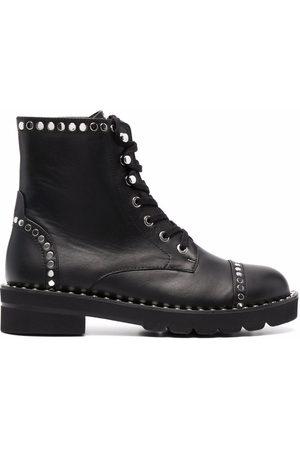 Stuart Weitzman Damen Stiefeletten - Mila Lift studded ankle boots