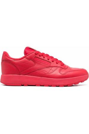 Maison Margiela X Reebok Sneakers - Tabi leather sneakers