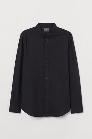 H&M Oxfordhemd Muscle Fit