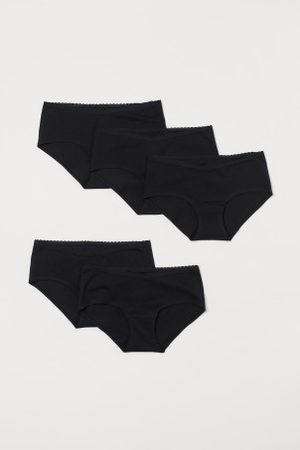 H&M Damen Hipsters - MAMA 5er-Pack Hipster