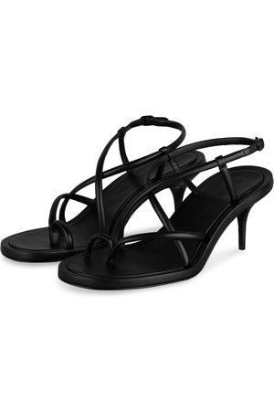 Alexander McQueen Damen Sandalen - Sandaletten