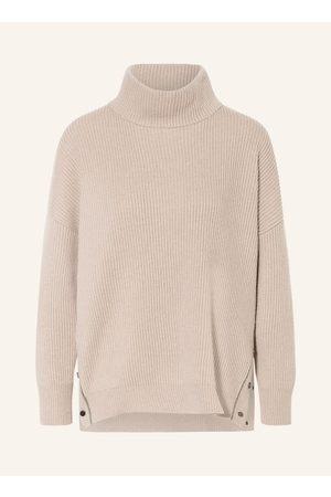 BRUNELLO CUCINELLI Damen Strickpullover - Cashmere-Pullover braun