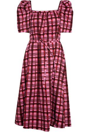 BAUM UND PFERDGARTEN Damen Freizeitkleider - Kleid Aiko pink