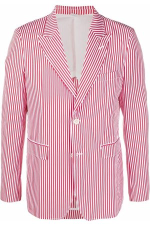Comme des Garçons Oversized striped blazer