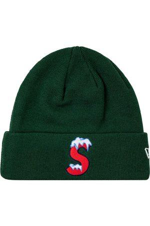 Supreme New Era S-logo beanie hat