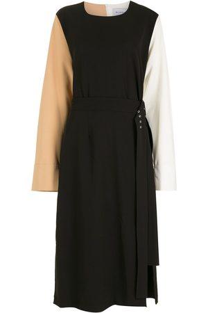 Gloria Coelho Damen Midikleider - Long sleeves midi dress