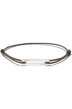 Le Gramme 17/10g cord bracelet