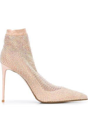 LE SILLA Damen Pumps - Embellished sock pumps