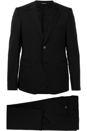 Emporio Armani Herren Anzüge - Fitted single-breasted suit