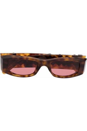 Palm Angels Rectangle-frame Palm sunglasses