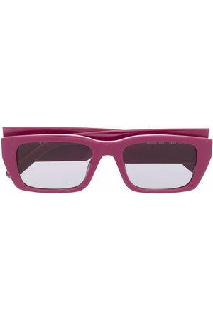 Palm Angels Palm rectangle-frame sunglasses
