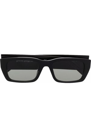 Palm Angels Sonnenbrillen - Palm rectangle-frame sunglasses